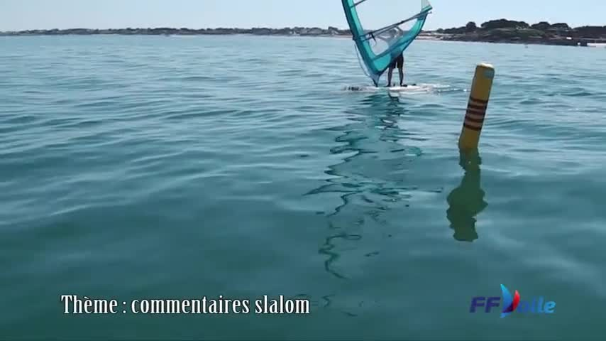 UCC4E Commentaires slalom