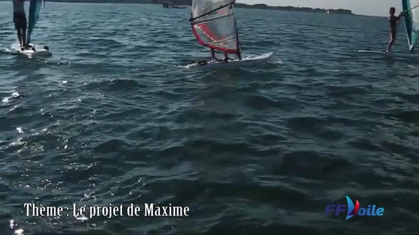 UCC4E Le projet de Maxime