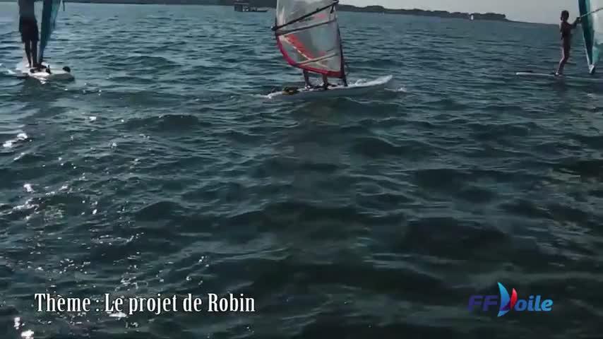 UCC4E Le projet de Robin