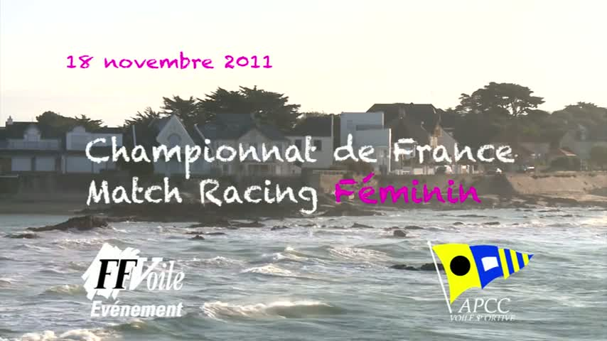 CF Match Racing Feminin 2011 - Vendredi suite