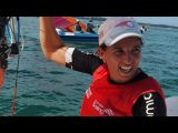Charline Picon, vice championne du monde 2020. Interview GB