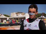 Interview Axel Mazella, champion d'Europe 2019 Kitefoil