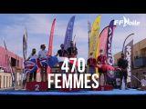 Superbe doublé Français au Championnat d'Europe de 470 !